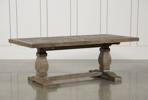 Caden Rectangle Dining Table Living