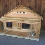 Catillac Cat House Houses Blythe Wood Works Dog Pet