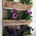 Charming Pallet Wall Planters Recycled