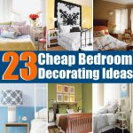 Cheap Easy Bedroom Decorating Ideas Diy Home