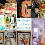 Cheap Easy Home Decor Hacks Borderline Genius Amazing Diy Interior