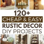 Cheap Easy Rustic Diy Home Decor