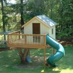 Cheap Tree House Plans New Backyard Kits Design Plan Diy Treehouse