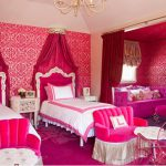 Chic Hot Pink Bedroom Designs Home Design