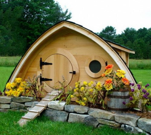 Chicken Coops Rosemary Lavender