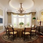 Classic French Dining Room Interior