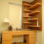 Clever Ways Which Corner Bookshelf Can Fill Blanks Your