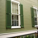 Colonial Victorian Homes Green Exterior House Paint Colors Color