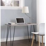 Computer Writing Desk Small Spaces Home Office Kids Retro Bedroom Furniture