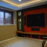 Contemporary Decorating Ideas Bedrooms Small Home Theater Rooms Room