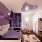 Cool Bedrooms Teenage Girls Purple Color Best Home Interior