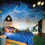 Cool Boys Bedroom Theme Superman