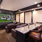 Cool Home Theater Items Decorating Ideas Traditional