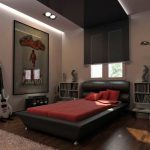 Cool Room Designs Guys Awesome Decoration
