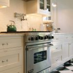 Cool White Island Kitchen Backsplash Ideas Cabinetry Sets Well Wall