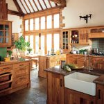 Country Style Kitchens Decorating Ideas Modern Furniture