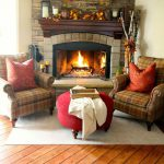 Cozy Fireplace Seating