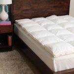 Cozyclouds Downlinens Down Alternative Fiberbed White Shipping Today