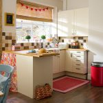 Cream Country Kitchen Red Accessories Decorating Ideal