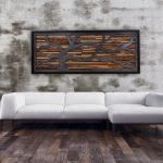 Creative Ideas Your Own Reclaimed Wood Wall