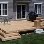 Deck Designs Ranch Homes Home Design