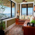Decorate Sunroom Small Space Low Budget
