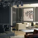 Decorating Rooms Grey Walls Get Different Sensation Interior