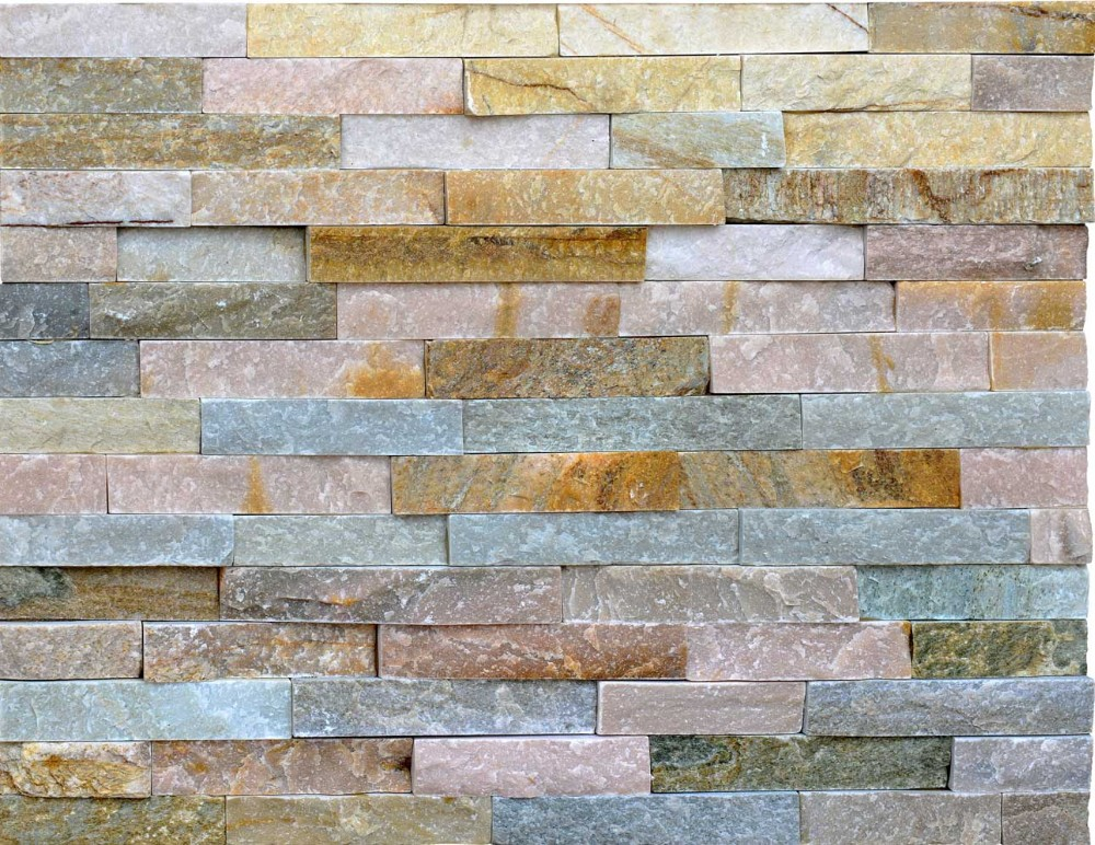 Decorative Outdoor Stone Wall Tiles Exterior Tile Bedroom