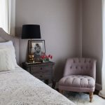 Deep Purple Grey Bedroom Design Ideas Small Bedrooms