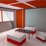 Delighful Bedroom Paint Ideas Two Colors Painting Living Room Sustainable