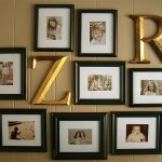 Delightful Letters Wall Decor Decorating Ideas Kids