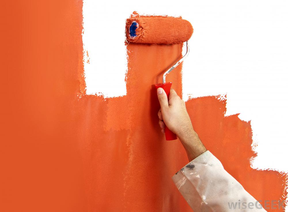 Different Types Interior Painting