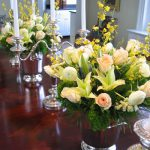Dining Table Flower