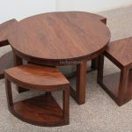 Dining Table Round Space