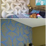 Diy Patterned Wall Painting Ideas Techniques