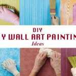 Diy Wall Art Painting Ideas