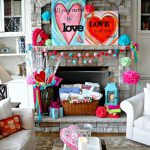 Dummies Guide Setting Living Room Valentine