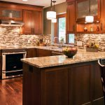 Earth Tone Colors Kitchen Decorating