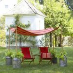 Easy Canopy Ideas Add More Shade Your