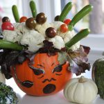 Edible Pumpkin Centerpieces Your Party Table Diy Honestly Honest Company