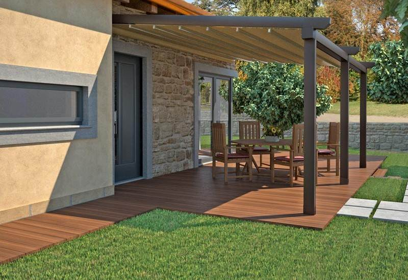 Enhance Charm Your Outdoor Room Patio Awnings Johnson Patios Design