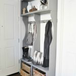 Entryway Closet Transformation Interior Home Design