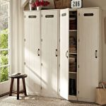 Entryway Storage Cabinet Doors Stabbedinback Foyer