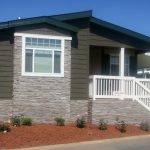 Exterior Mobile Home Remodel Homes