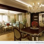 Fabulously Attractive Classical Dining Room Designs Home Design