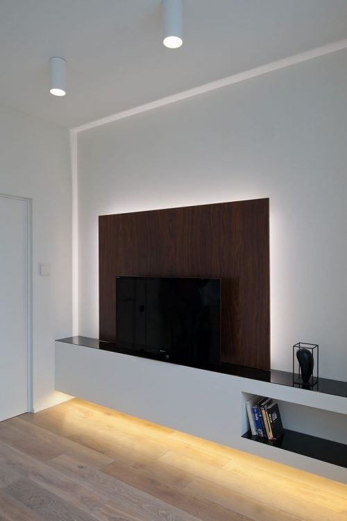 Fantastic Living Room Built Wall Units Ideas