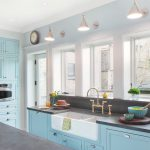 Farmhouses Kitchen Traditional Classic Concrete