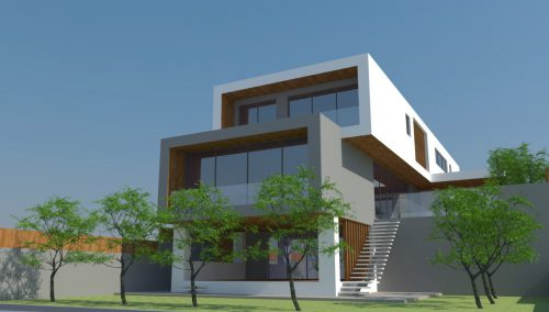 Fascinating Modern Sloping House Plans Including Steep Slope Home Designs Very