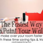 Fastest Way Paint Your Walls Creative Green