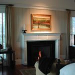 Fireplace Seating Area Montage Palmetto Bluff Bluffton